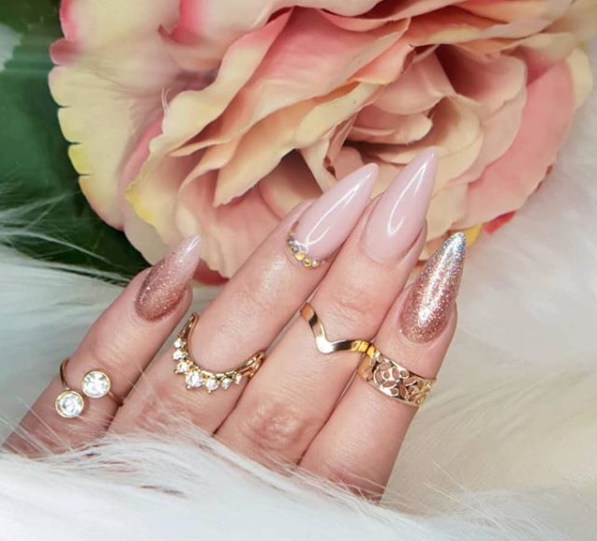 celebrity nail designs