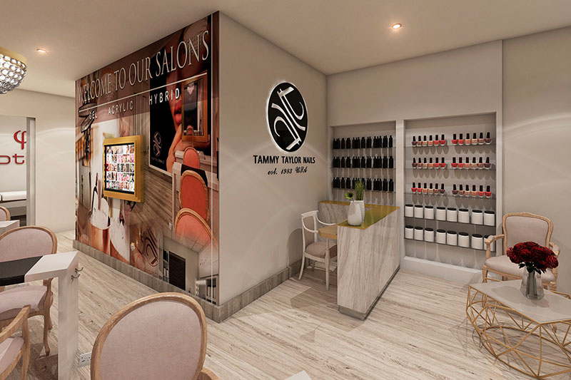 Why Invest in a High-End Nail Salon?