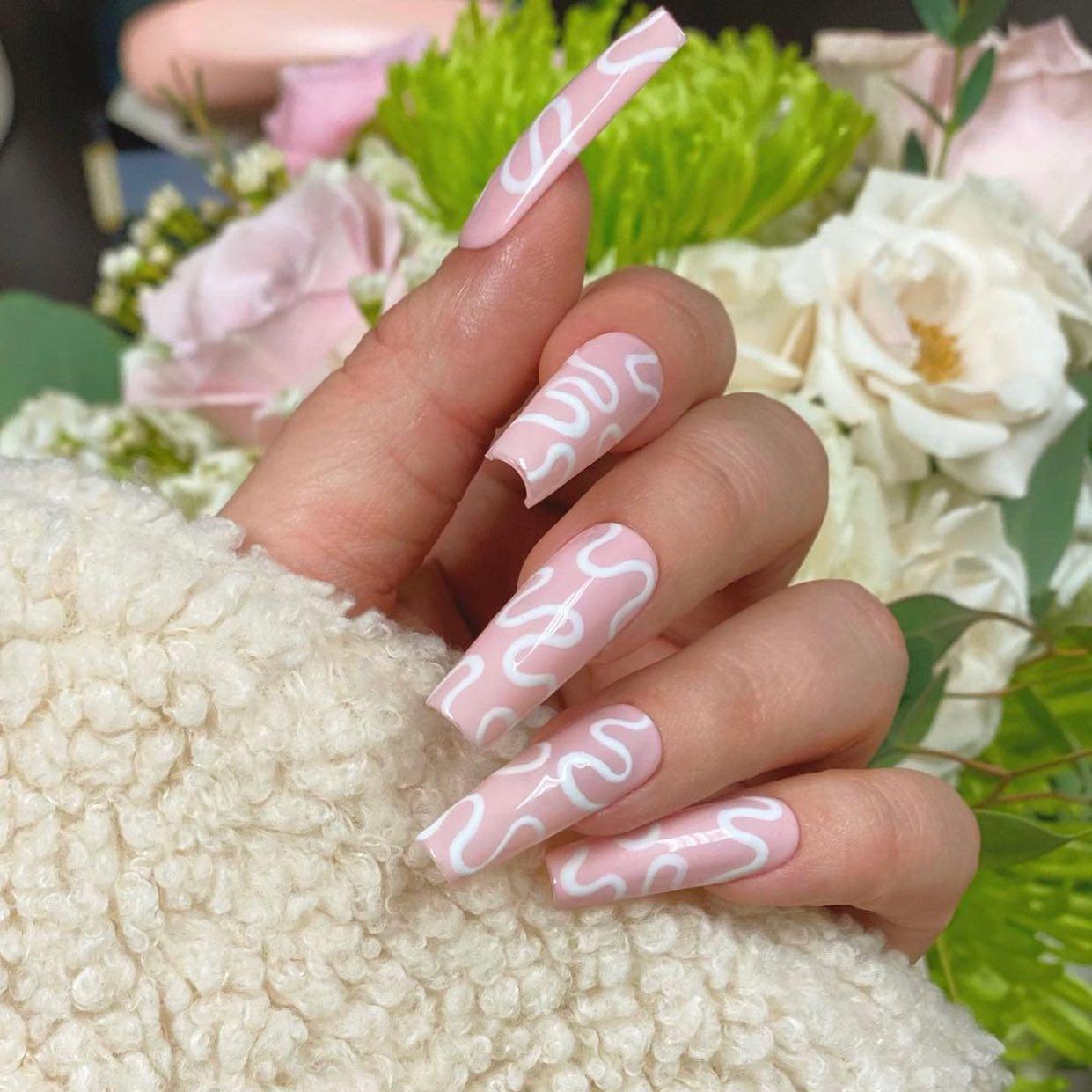 tammy taylor nail design