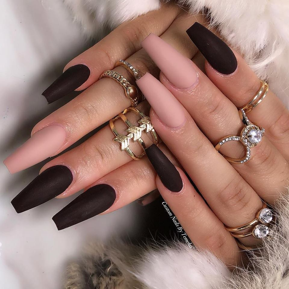 Seven Different Nail Shapes That You Never Knew About