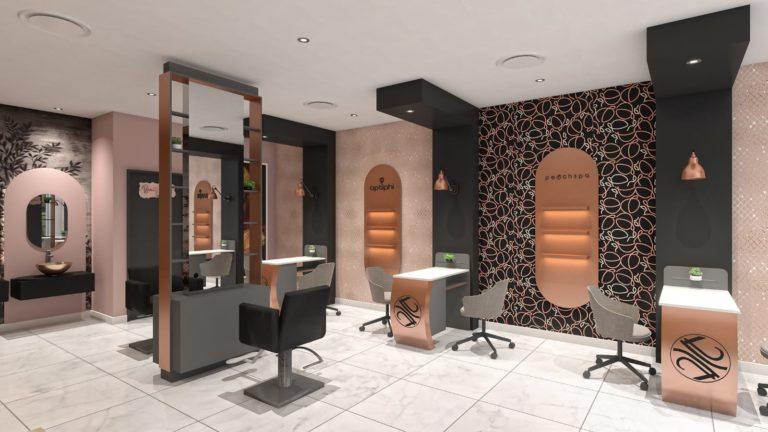 Tammy Taylor nail salon