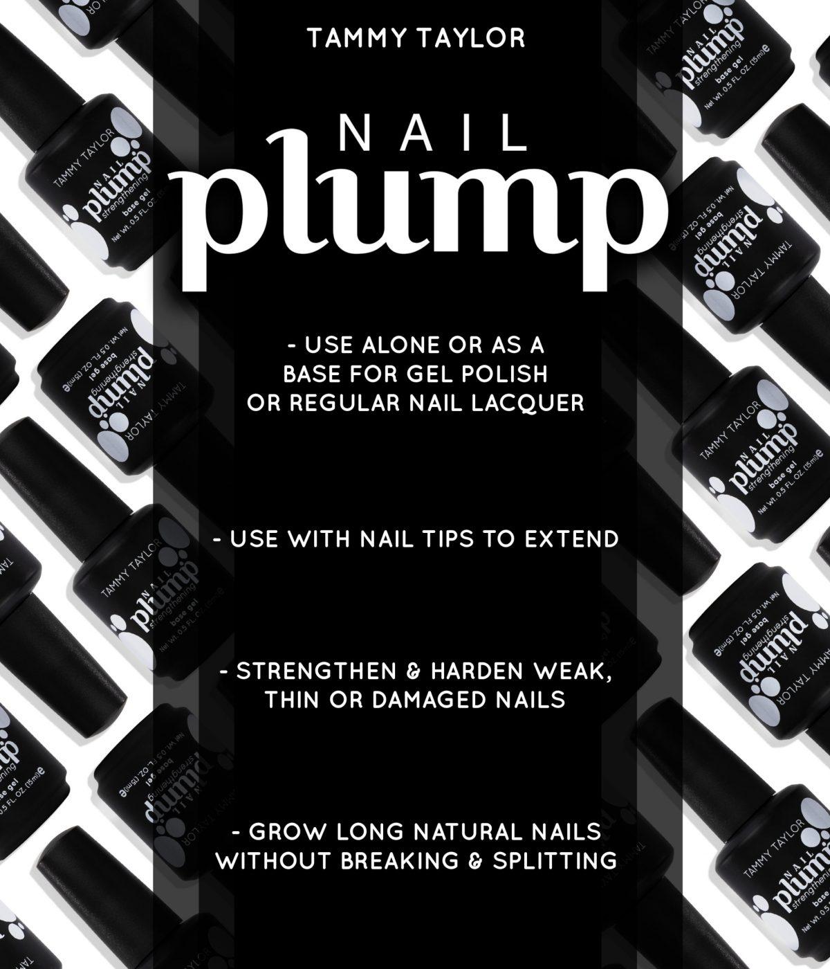 Nail plump brochure